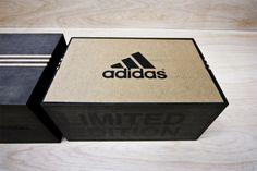 Adidas Memorabilia Concept Prototype on Packaging of the World - Creative…