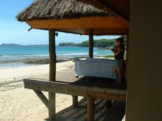 Yasawa Island Resort & Spa  Can you imagine a massage right on the beach?