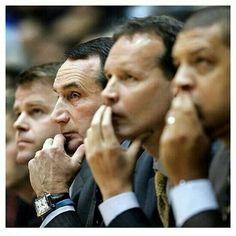 Duke Blue Devils Men's Basketball Coaches