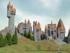 The Wizarding World (Harry Potter Server) Minecraft Project
