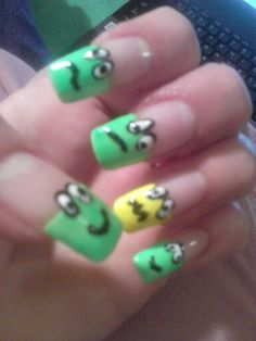 Veselá francúzska My Works, Nails, Beauty, Finger Nails, Beleza, Ongles, Nail, Cosmetology, Manicures