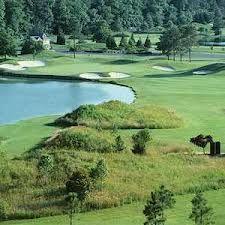River Run Golf Club, a Gary Player signature course. 6705 yards, par 71.