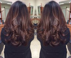 Caramel balayage highlights | Hair | Pinterest