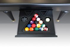 1 Bespoke Pool Table drawer for a private client. American Pool Table, Luxury Gifts For Men, Leaf Table, Ping Pong Table, Game Room, Bespoke, Pool Tables, Space, Solid Wood