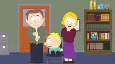 """Butters gets some bad news from his parents in SOUTH PARK - Season 16 - """"Going Native"""" 