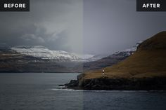 Nordic Landscapes Vol. 3, LR Presets by PhotoMarket on @creativemarket