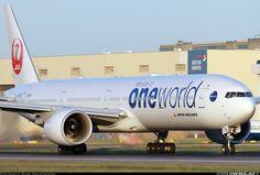 """Japan Airlines Boeing 777-346/ER """"OneWorld Alliance LogoJet"""""""