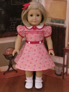 """Susie's 18"""" Doll Clothes Fit My American Girl Kit Molly Julie Saige McKenna   eBay Sold 2/14/13 for $30.99"""