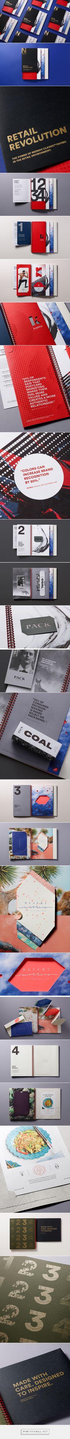 Neenah Paper | Retail Revolution Promo on Behance - created via https://pinthemall.net