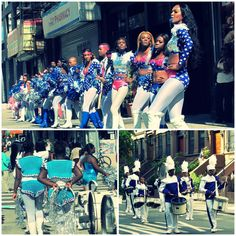 Whose coming with me to the African-American Day Parade in Harlem tomorrow, September 15?