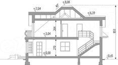 Rzut projektu Iliada III Floor Plans