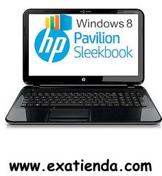 "Ya disponible Nb HP sleekbook 15 b112ss i3   (por sólo 484.99 € IVA incluído):   -Procesador:Intel Core i3-3227U/1.9 GHz -Memoria:6GB DDR3-SDRAM (2+4) max. 8GB -Hdd:500GB SATA 5400rpm -Óptico:NO -Pantalla:TFT LED 15.6"" HD ( 1366 x 768 ) -Graficos:Intel HD Graphics 4000hasta 1650 MB -Webcam:Integrada -Conectividad: *Lan:10/100 *Wifi:802.11b/g/n *Bluetooth:SI -Sistema operativo:Windows 8 64bits -Interfaces: 1 x Puertos USB 2.0 2 x Puertos USB 3.0 1 x HDMI 1 x salida auricu"