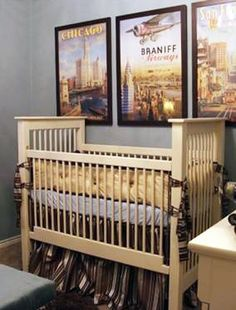 Best vintage nursery themes and baby decorating ideas. Where to find vintage nursery decor and decorating ideas for vintage nurseries for baby boys and girls.