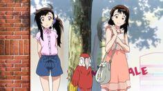 Haru, Raku-sama (Master Raku) & Kosaki Onodera | Nisekoi:
