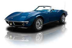1968 Chevrolet Corvette Sting Ray Roadster 427 4 Speed