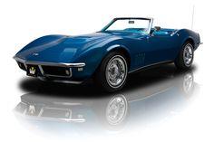 1968 Chevrolet Corvette Sting Ray Roadster 427 4 Speed