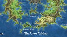 Guided Tour of Calidar's Great Caldera.