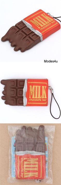 Chocolate bar squishy!!