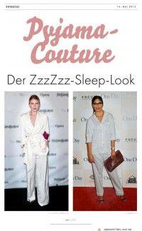 Pyjama-Couture – Der ZzzZzz-Sleep-Look | Infamous Magazine