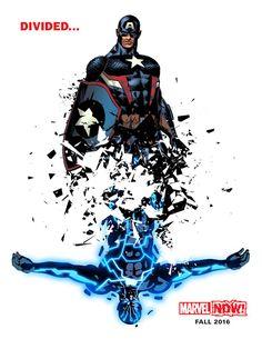 Sobre o novo personagem Mosaico e sua relação com a nova Marvel Now! ~ Universo Marvel 616