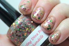 The Beaulieu Review: Darling Diva Polish Chandelle