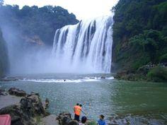 Yosu-no-taki Falls