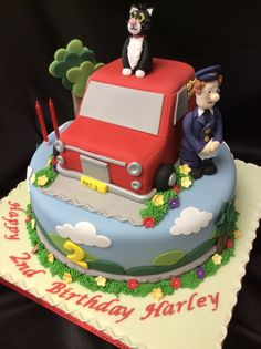 Postman pat jess my youngest son asked me to repin this image postman pat publicscrutiny Image collections
