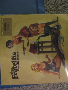 The Fratellis-Costello Music (Music on Vinyl colored vinyl)