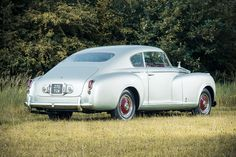 1951 Rolls-Royce Silver Dawn Coupe by Pininfarina - Silverstone Auctions