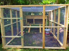 Building A Portable Chicken Coop Most people probably prefer a static chicken coop but there are times where a portable chicken coop is necessary. For example, you may need to move the coop to different parts of your property throu Walk In Chicken Coop, Backyard Chicken Coop Plans, Portable Chicken Coop, Building A Chicken Coop, Chickens Backyard, Chicken Bird, Chicken Pen, Chicken Cages, Chicken Houses