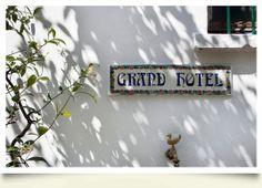 Osteria Grand Hotel #Milano