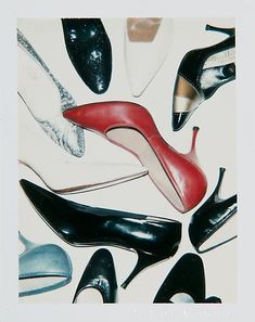 Andy Warhol, SHOES. ©The Andy Warhol Foundation for the Visual Arts, Inc/ Danziger Gallery