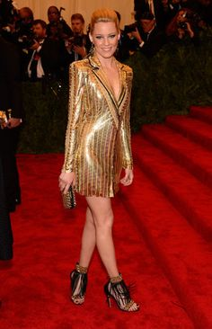 The Met Gala 2013: The Best of the Red Carpet - Elizabeth Banks