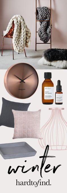 Fight the chill with our cosy winter edit. Winter is all about celebrating the great indoors! Fire up your Netflix queue and keep warm with snugly throw rugs, pillows and other homey buys.