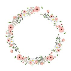 Logotipo Wreath Watercolor, Watercolor Flowers, Watercolor Paintings, Frame Floral, Flower Frame, Wedding Card Design, Wedding Cards, Jasmin Tattoo, Fond Design