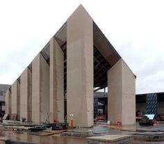 Princeton Train Station by Rick Joy Architects