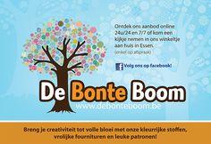 Welkom bij De Bonte Boom