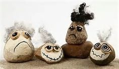 Bemalte Steine - Bing Bilder