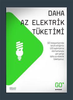 GO İpragaz - AD, Imprimer 2013 par Ayca peksag, via Behance
