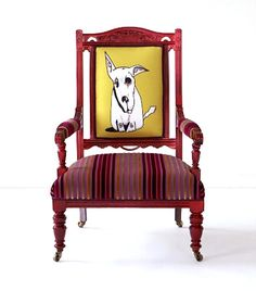 Bo & Jangles Vintage Collection Dog Chairs