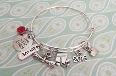 Graduation Gift Gift for Graduate Graduation by HopeisHipJewelry