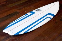 7' JACK BLUE EPOXY Surfboard  San Diego, CA www.degree33surfboards.com