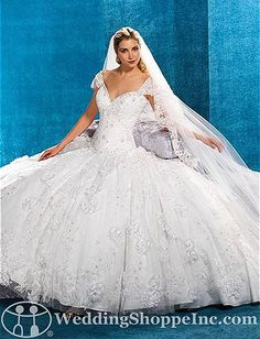 Order an ADK MD94 Bridal Gown at The Wedding Shoppe today