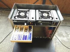 X-Vision-X mobile Küchenbox