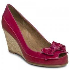 Aerosoles Well Wisher Pink Combo, a Pump Shoe for Women