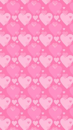 Heart Wallpaper, Pink Wallpaper, Pattern Wallpaper, Pink Love, Pink Purple, Cool
