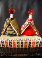Hina Dolls, Samurai Art, Hand Embroidery, Rabbit, Japanese, Crafty, Christmas Ornaments, Holiday Decor, Handmade