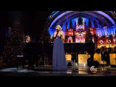 Carrie Underwood & Michael W. Smith - All Is Well @ CMA Country Christmas. No song gives me goosebumps than this song :)