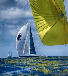Sailing Bucket Regatta #Yachts #Quay #SBH #stbarthelemy