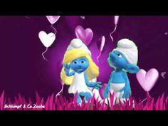 ❤Du hast Tränen in Deinen Augen❤ Schlumpf Videos Zoobe Schlümpfe Animation